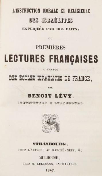 LEVY Benoît