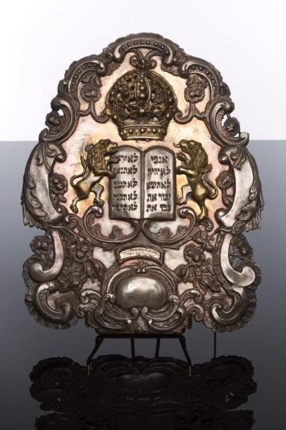 TASS (pectoral de Torah)
