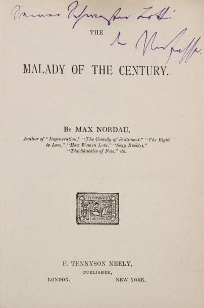 NORDAU Max