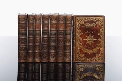 [PRIÈRES] - Mahzor. Amsterdam, Proops, 1768,...
