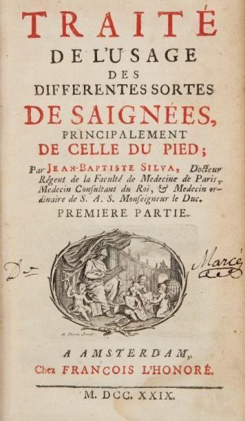 SILVA Jean-Baptiste (1682-1742)