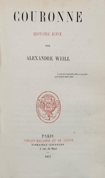 WEILL Alexandre