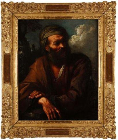 Attribué à Pier Francesco MOLA (1612 - 1666)