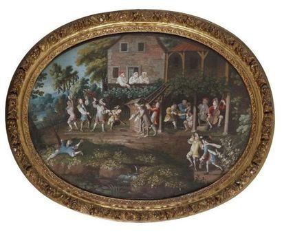 Attribué à Friedrich BRENTEL (1580 - 1651)