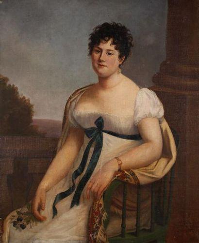 Rosalie GROSSARD  (active au début du XIXe siècle)
