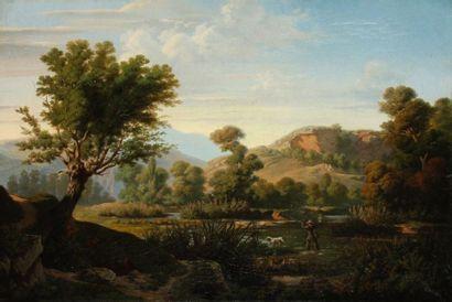 Ecole FRANCAISE vers 1850