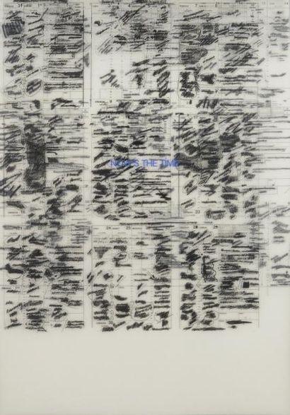 Pierre BURAGLIO (né en 1939) Memento «Now...