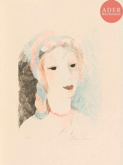 Marie Laurencin (1883-1956) La Duchesse de...