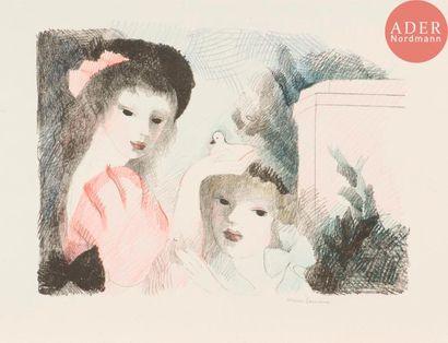 Marie Laurencin (1883-1956) Les Enfants du...