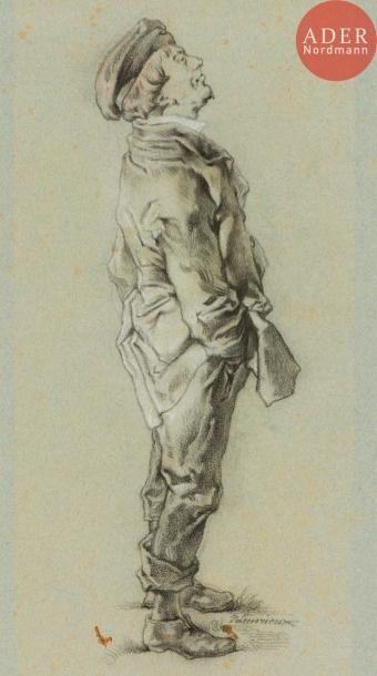 Joseph Lécurieux (1801-après 1870) Études...