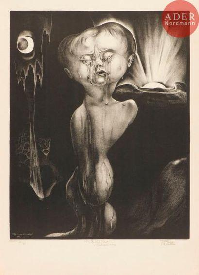 Alberto Martini (1876-1954) Nascita. (Pl....