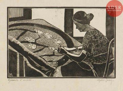 Morin-Jean (Jean-Alexis Morin, dit) (1877-1940)...
