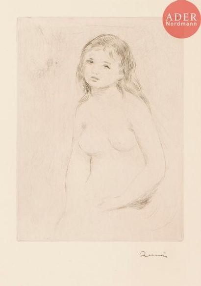 Pierre-Auguste Renoir (1841-1917) Étude pour...