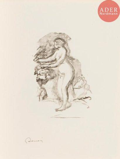 Pierre-Auguste Renoir (1841-1917) Femme au...
