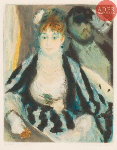 Pierre-Auguste Renoir (1841-1917 (d'après))...