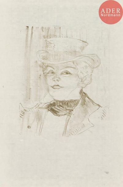 Henri de Toulouse-Lautrec (1864-1901) Madame...