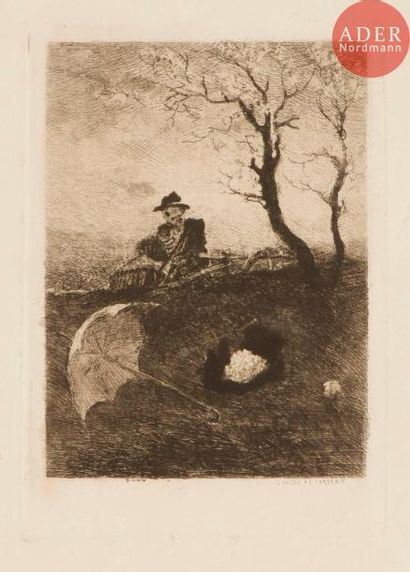 Eugène Viala (1859-1913) L'Orgue de Barbarie....