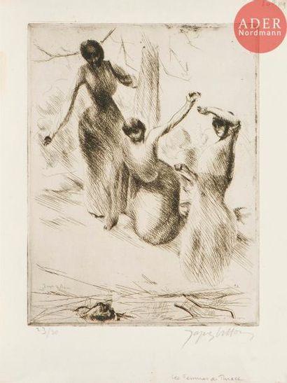 Jacques Villon (Gaston Duchamp, dit) (1875-1963)...