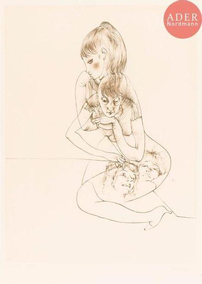 Hans Bellmer (1902-1975) Anatomie de l'image....