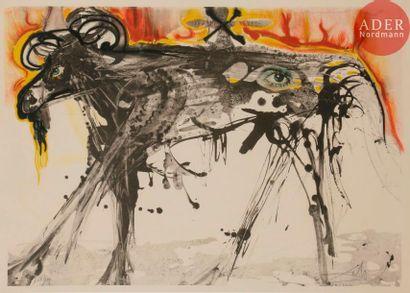 Salvador Dalí (1904-1989) Le Bélier. 1971....