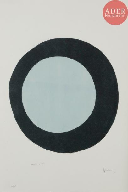 Lucio Fontana (1899-1968) Concetto spaziale...