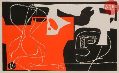Le Corbusier (Charles-Édouard Jeanneret,...
