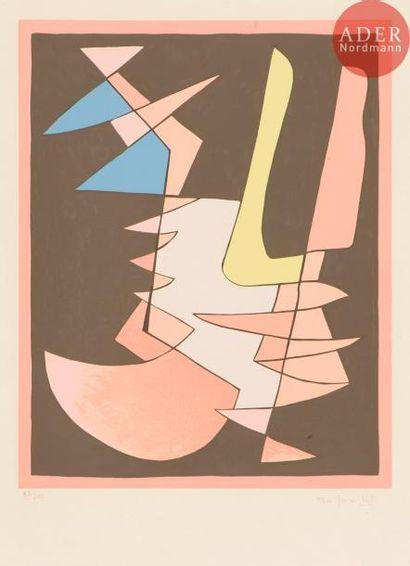 Albert Magnelli (1888-1971) Composition....