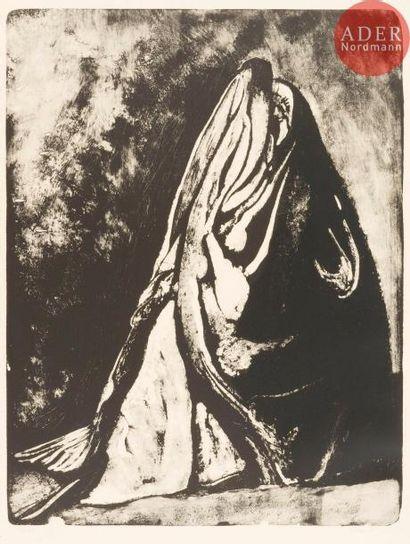 Jean-Baptiste Sécheret (né en 1957) Le Mérou....