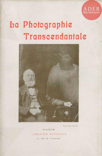 PROTH, CHARLES La Photographie Transcendantale....