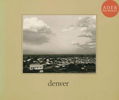ADAMS, ROBERT (1937) Denver. Colorado Associated...