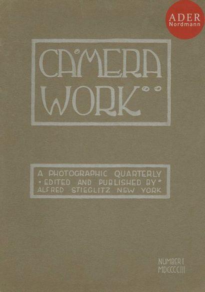 CAMERA WORK N°1 - 1903 (Gertrude Käsebier...