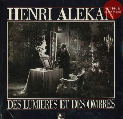 ALEKAN, HENRI (1909-2001) Des lumières et...