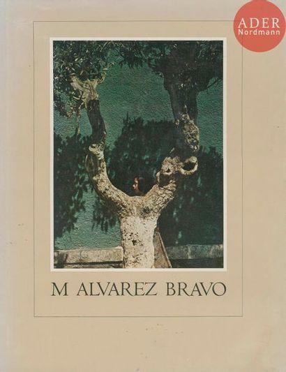ALVAREZ BRAVO, MANUEL (1902-2002) 3 volumes...
