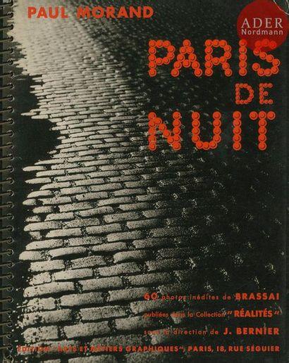 BRASSAÏ (GYULA HALASZ, DIT) (1899-1984) PAUL...