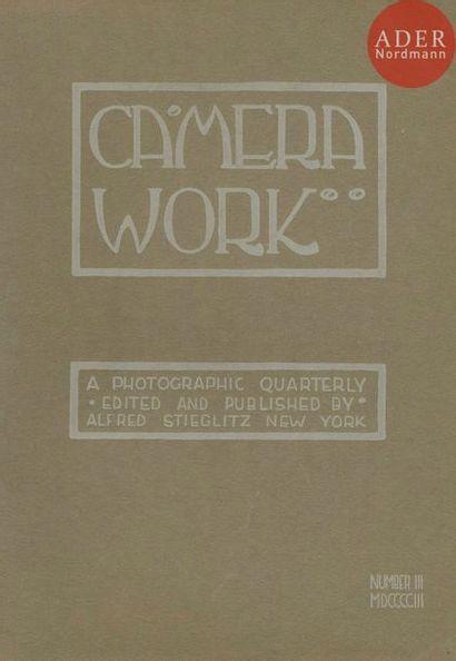 CAMERA WORK N°3 - 1903 (Clarence H. White...