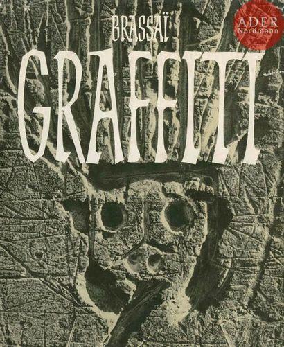 BRASSAÏ (GYULA HALASZ DIT) (1899-1984) Graffiti....