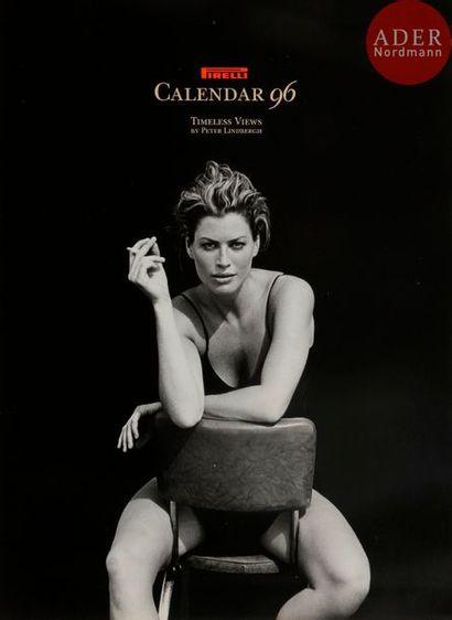 CALENDRIER PIRELLI 1996 Peter LINDBERGH Timeless...