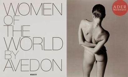 CALENDRIER PIRELLI 1997 Richard AVEDON Women...