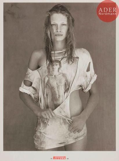 CALENDRIER PIRELLI 1998 Bruce WEBER Women...