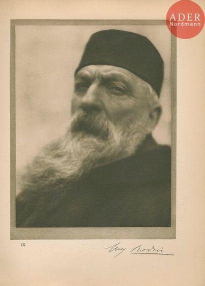 COBURN, ALVIN LANGDON (1882-1966) Deux volumes,...