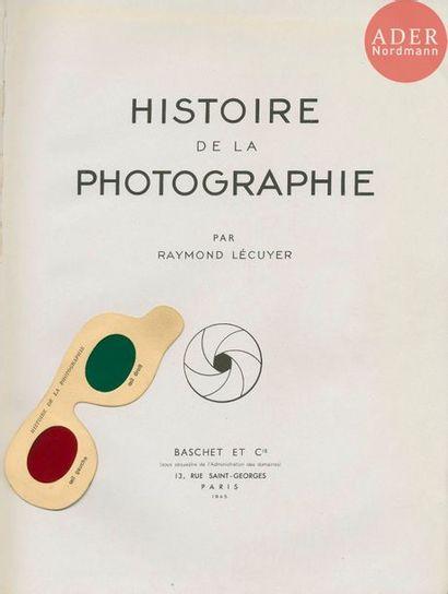 LÉCUYER, RAYMOND (1879-1950) Histoire de...