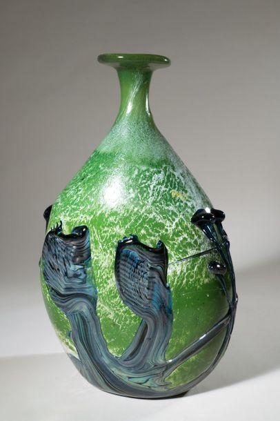Jean-Claude NOVARO (1943-2015) Grand vase...
