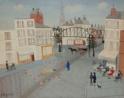 Armand Marie GUERIN (1913-1983) Paris, le...