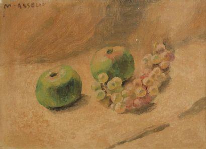 Maurice ASSELIN (1882-1947) Nature morte...