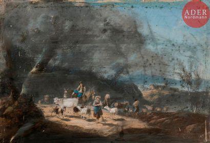 Jean PILLEMENT (Lyon, 1728 - Lyon, 1808)...