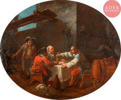 Jacques GAMELIN (Carcassonne 1738 - 1803)...