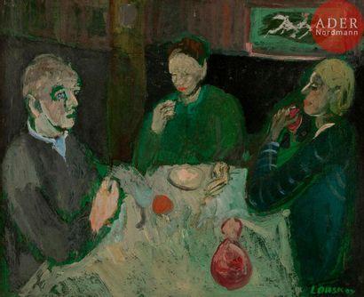 *André LANSKOY [russe] (1902-1976) La Bonne...