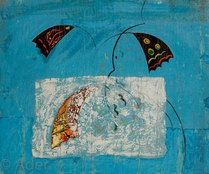Georges PAPAZOFF [bulgare] (1894-1972) Composition,...