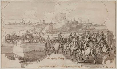 George Phillip RUGENDAS I (Augsburg 1666...