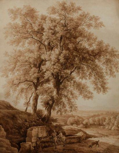Jacob Philipp HACKERT (Prenzlau 1737 - San...